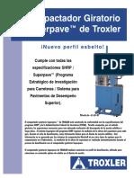compactador giratorio