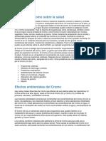 Efectos del Cromo sobre la salud.docx