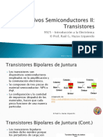 Dispositivos Semiconductores II