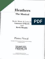 Heathers Act 1