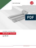 MiniRail Assembly en v11 0918