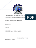 Carrera Profesional de Ingeniería de Civil