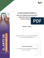 ElArtedeProducirDinero20Modulo2Clase1