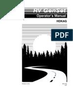 HDKAG Owners Manual