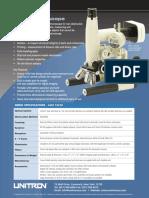 Catalog Sheet RMM2