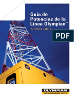 Guía de Potencias de La Línea Olympian. América Latina - PDF