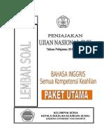 Bahasa Inggris SMK Paket Utama.doc