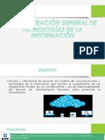 Administracioìn General de Comunicaciones y Tecnologiìas de la Informacioìn.pptx