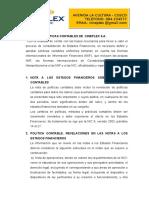 Acuerdos de Directorio o Decisiones Importantes Adopttadas