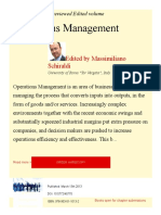 Administracion de Operaciones - Completo