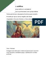 Apologética Católica eBook 30 Páginas - 10-09-2018