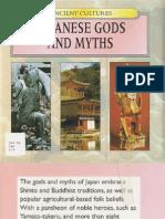 Japanese Mythology the Gods