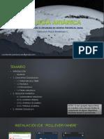 13. Geología Antartica. Paulo Rodriguez