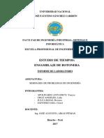 INFORME DE LABORATORIO N°3