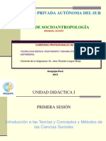 socioantropologia