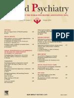 World Psychiatry - October 2010 - KAMHA.ORG