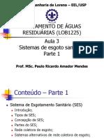 Aula 3 - Sistemas de Esgotamento Sanitário - Parte 1.pdf