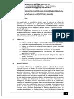 5. Respuesta en Frecuencia Del Amplificador Multietapa en Cascada