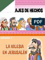 HECHOS 1 Venida Del Espiritu Santo PDF