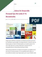 15 Grandes Libros De Desarrollo Personal Que He Leído (Y Te Recomiendo).pdf