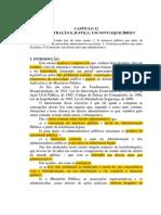 SUNDFELD_Administração e Justiça, Um Novo Equilíbrio L-2014