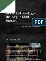 NFPA 101 Codigo de Seguridad Humana