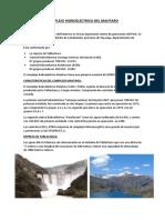 Complejo Hidroelectrico Del Mantaro