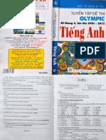 Copy of Tuyển Tập Đề Thi Olympic 30-4 Lần Thứ 18 Năm 2012 Tiếng Anh Lớp 11 (NXB Đại Học Sư Phạm 2012) - Nhiều Tác Giả, 216 Trang.pdf
