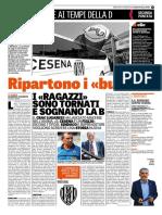 La Gazzetta Dello Sport 10-10-2018 - Reportage