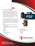 Carling A-Series Circuit Breaker
