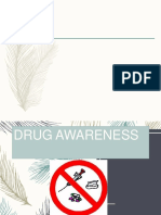 Drug Awareness
