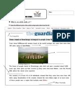 How to Write a News Story