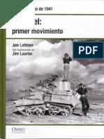 Latimer Jon - Rommel - Primer Movimiento - Tobruk Marzo de 1941
