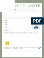 plastic product planner