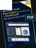 Benton C.J.-excel Pivot Tables & Introduction to Dashboards. the Step-By-Step Guide-Amazon Digital Services (2017)