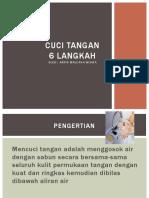 Arfin Maulana Wijaya mencuci-tangan.ppt