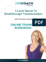 Unleash  Online Training Worbook