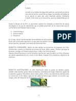 Control Natural de Plagas y Abonos Verdes