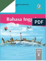 B. Inggris Buku Siswa Kelas X