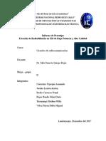 Ciraco - Informe de Prototipo