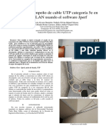 Artículo 4 - Cable UTP