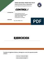 Control i - Matlab