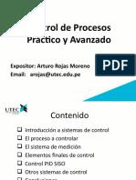 CONTROL I - Control de Procesos