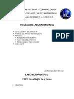 ELECTRÓNICOS 3 - Laboratorio3