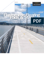 elastomeric bearing pads & strips