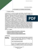 Programa de Paternidad Responsable 2015