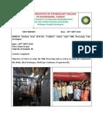 Amul Milk Processing Unit