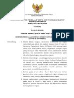 Permenpupr 17 2015 Tentang Komisi Irigasi
