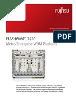 flashwave 7420