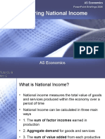 03.1 Measuring National Income
